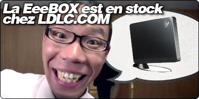 La EeeBOX dispo chez LDLC à 229€