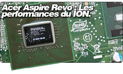 Test : Acer Aspire Revo 3600 : Performances et utilisation.