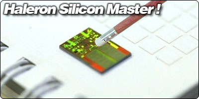 Haleron Silicon Master... Quelle rigolade !