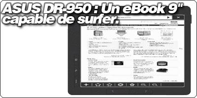 ASUS DR-950 : Un eBook 9
