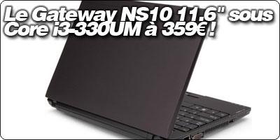 Le Gateway NS10 11.6