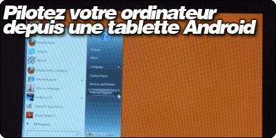 Logmein Ignition : Pilotez votre ordinateur depuis une tablette Android