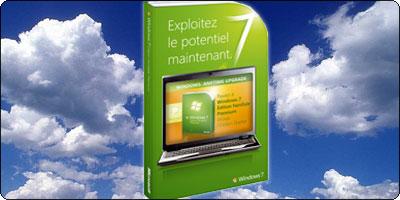 Faites évoluer votre Windows 7 Starter vers la version Home Premium pour 19.90€ !