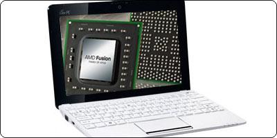 L'Asus EeePC 1015B sous AMD C-30 fait une première apparition en France à 249€