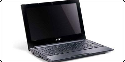 L'Acer Aspire One 522 sous AMD C-50 à nouveau dispo chez Grosbill à 299.05€