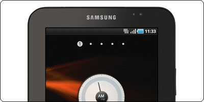 La Samsung Galaxy Tab Wifi + 3G à 299€ chez Orange sans engagement !