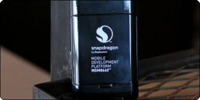 Avec le MSM8660, Qualcomm réveille le SnapDragon qui est en lui