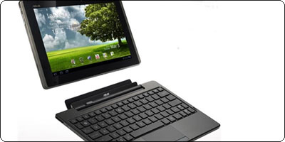 La Asus EeePAD Transformer UK + Dock clavier disponible en France à 498.50€