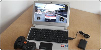 Le HP Pavilion DM1-3130sf + une souris sans fil HP pour 350.93€ livré chez vous.
