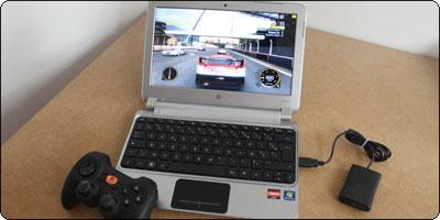Test : HP Pavilion DM1 3130SF, le 11.6'' Zacate le plus performant du marché coûte 379€