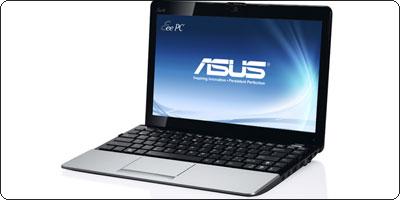 Un Asus EeePC 1215B sous AMD E-350 pour la rentrée en France