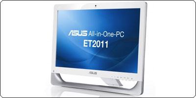 Asus AIO ET2011 et ET1611, du E350 Zacate dans l'EeeTOP
