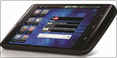 SOLDES : La tablette Dell Streak 5'' width=