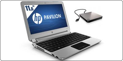 Le HP DM1 3235SF désormais disponible à 399.99€