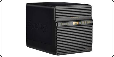 Un Nas Synology Disk Station DS411+ à 350€ au lieu de 599.95€.
