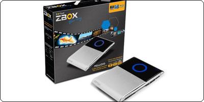 SOLDES : La ZBox de Zotac Atom D525 / ION NG / Blu-Ray à 170€ ?