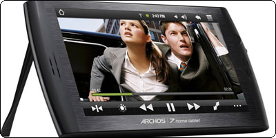 La Archos 7 Home Tablet V2 à moins de 90€