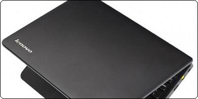 Le Lenovo X121e AMD E-340 à 365.93€ :  11.6'', mat, 2Go, 320Go, BT 3.0