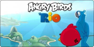 Téléchargez gratuitement Angry Birds Rio pour votre netbook