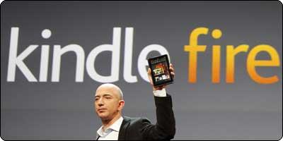 Amazon Kindle Fire : Plus un portail qu'une tablette