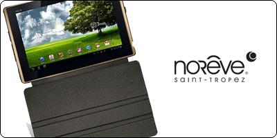 Concours : Gagnez la pochette de tablette Norêve de votre choix !