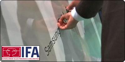 IFA 2011 : Samsung fait disparaître la Galaxy Tab 7.7 de son stand