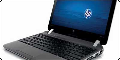 HP Pavilion DM1-4131EF 11.6'' / AMD E-450 / 2Go / 320Go à 289.06€