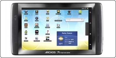 Des tablettes Archos chez Vente-privée.com
