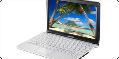 Le Samsung NC110 Blanc à 199€