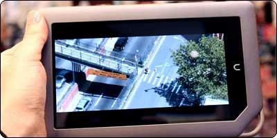 La Nook Tablet en vente chez Qoqa