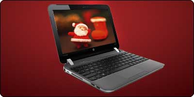 "Promo : Le HP DM1-4030SF 11.6"", AMD E-450, 2Go, 320Go + sacoche HP à 279.90€"