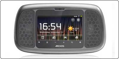 L'Archos 35 Home connect disponible à 129.99€