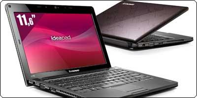 """Le Lenovo Ideapad S205 11.6"""" / E450 / 4Go / 500Go à 339€"""