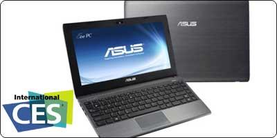 CES 2012 : Le 1225B d'Asus sous AMD E-450 annoncé pour février