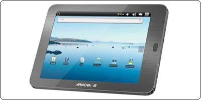 SOLDES : La tablette Arnova 8 8Go à 89.90€