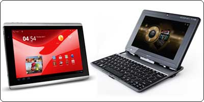 Concours Acer / Blogeee : Une Iconia Tab W500P et une Liberty Tab à gagner
