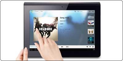 Promo + ODR : LA Sony Tablet S 16Go + 3G à 309€ !