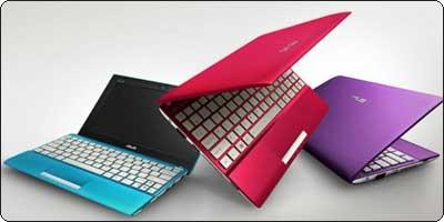 Asus EeePC Flare : Nouveau design pour les netbooks Asus width=