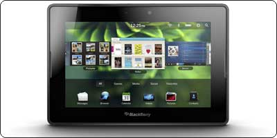 SOLDES : Blackberry Playbook 16Go à 249€