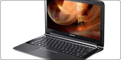 SOLDES : Samsung 900X1A : 11.6 pouces - Core i3-380M - 64Go SSD @ 499.90€