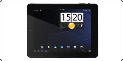 La tablette Danew Dslide 970 8Go à 149.61€