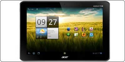 Acer Iconia Tab A200 disponible en stock à 349€ chez Boulanger