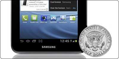 Samsung présente la Galaxy Tab 2, une tablette 7 pouces de plus à son catalogue