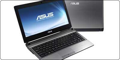 ASUS U32U : disponible en France à 449.90€ (13.3 pouces / E-450 / 4Go / 320Go)