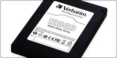 Un SSD 2.5 pouces Verbatim 128Go pour 89.99€