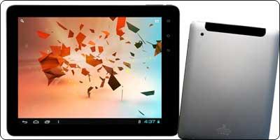 Dust TC9A : Une tablette 9.7 pouces IPS sous Android 4 à 198.85€