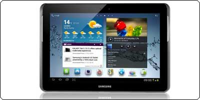Galaxy Tab 2 10.1 : Samsung passerait au quadruple coeur