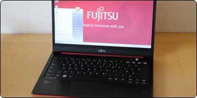 Fujitsu LifeBook U772, un ultrabook 14 pouces de plus