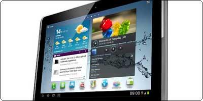 ODR Samsung : 50€ de réduction sur les Galaxy Tab 2