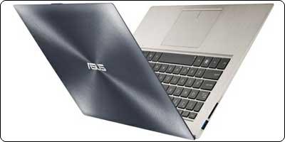 L'Asus Zenbook UX32VD disponible en Core i5 et i7 à partir de 989€
